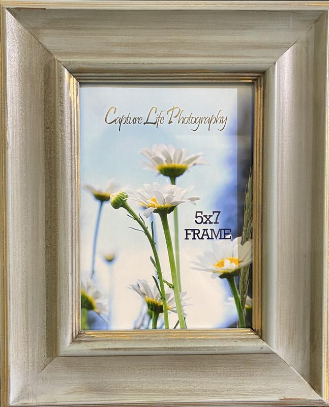 Light Blue 5x7 Frame-2151-HEM