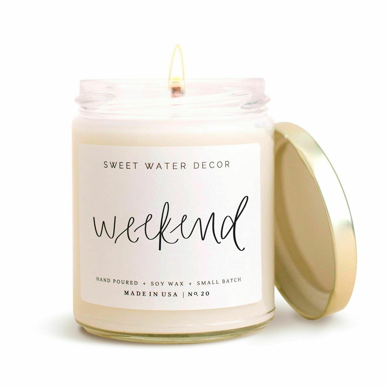 Weekend Soy Candle-3406-HEM