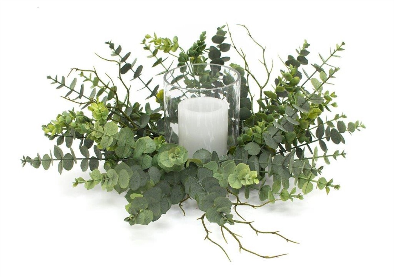Eucalyptus Candle Holder - 2815 - HEM