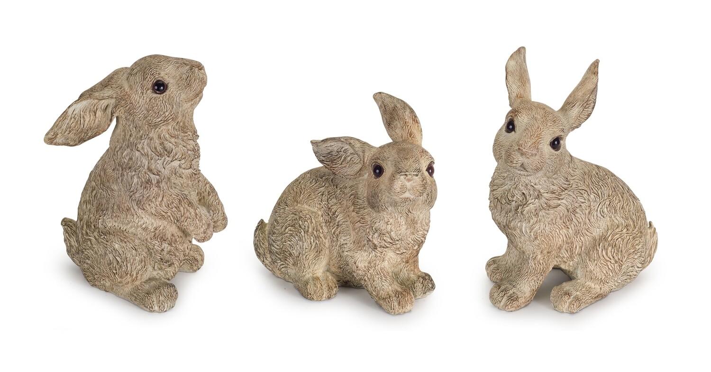 Rabbits Stone Powder Resin - 2837 - HEM