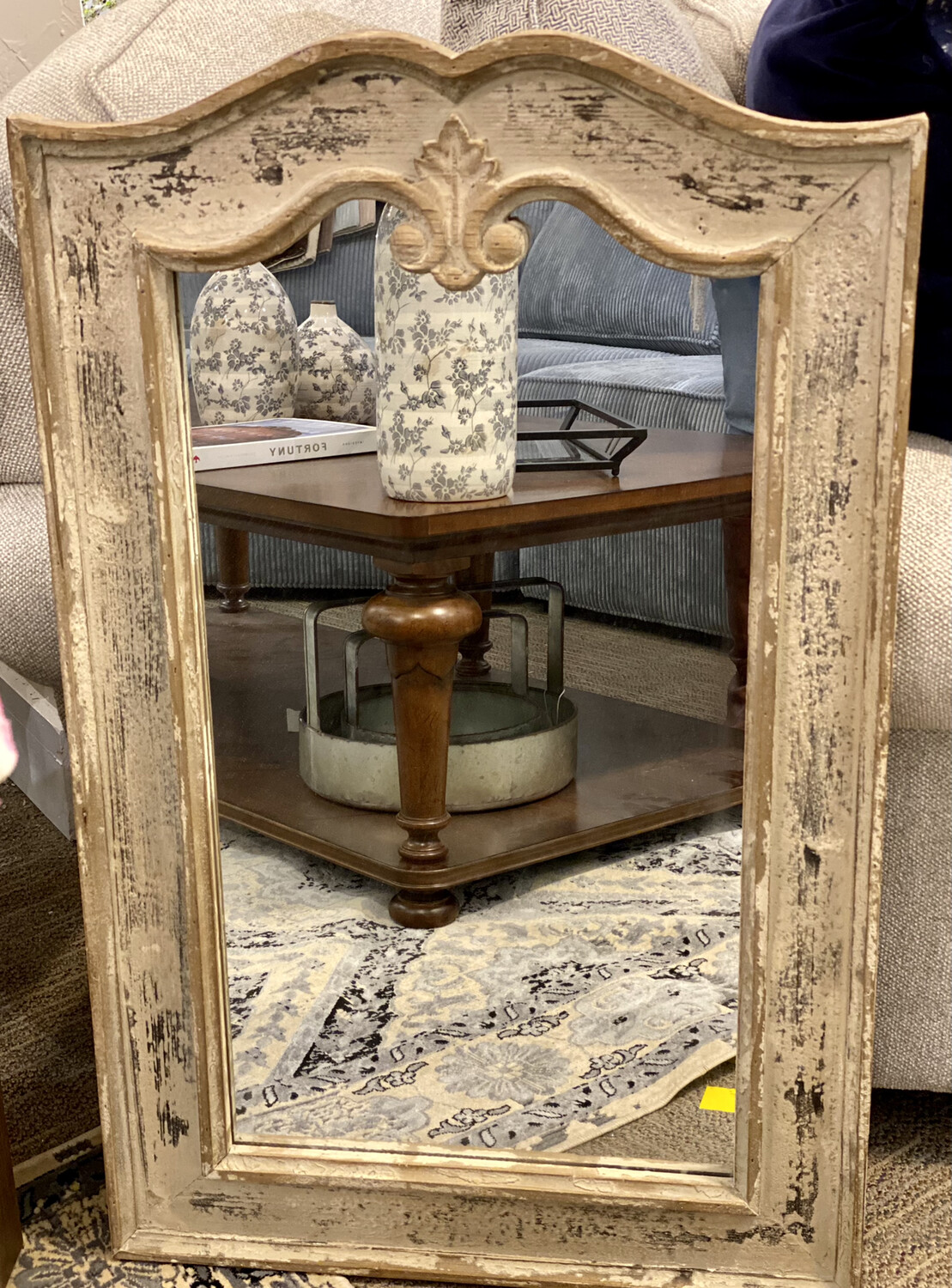 Carved Mirror- MID
