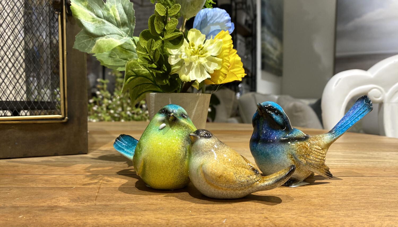 MWW Small Ceramic Bird - HUL