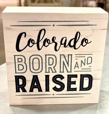 Colorado Born - HUL