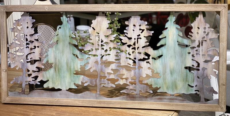 Forest Wall Art-2142-HEM
