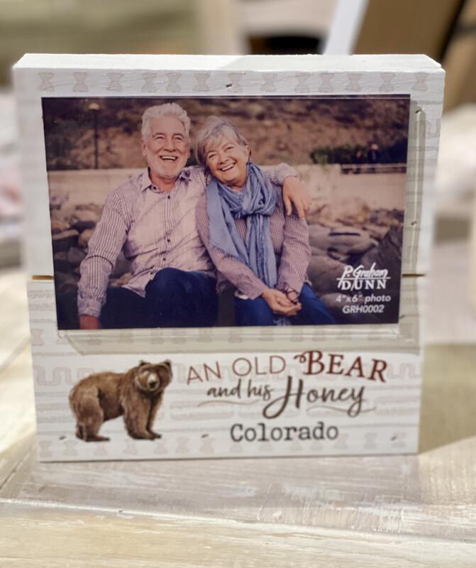 Dunn Old Bear Pic - HUL