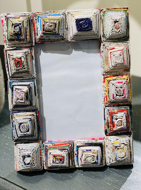 Photo Frame - Recycled Paper 4x6 - 1212 - HEM