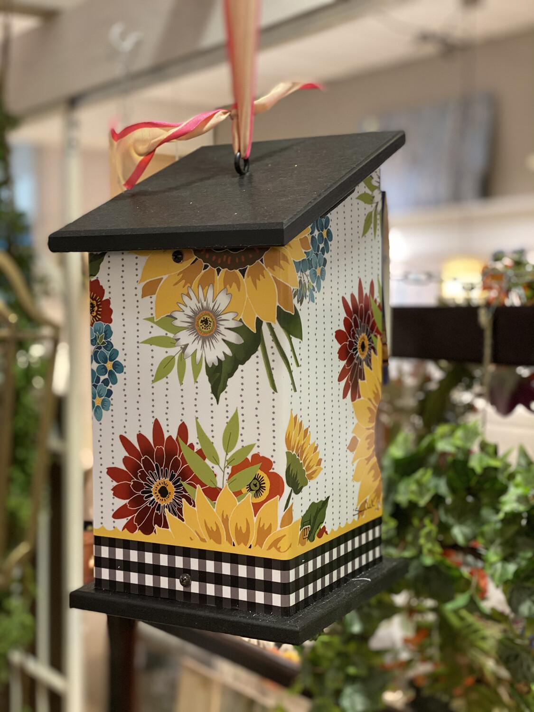 Peace Garden Birdhouse - ASTM
