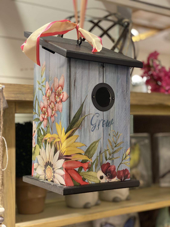 Bloom Birdhouse - ASTM