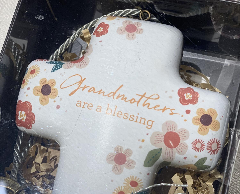 Art Cross Grandmothers are - Laurel