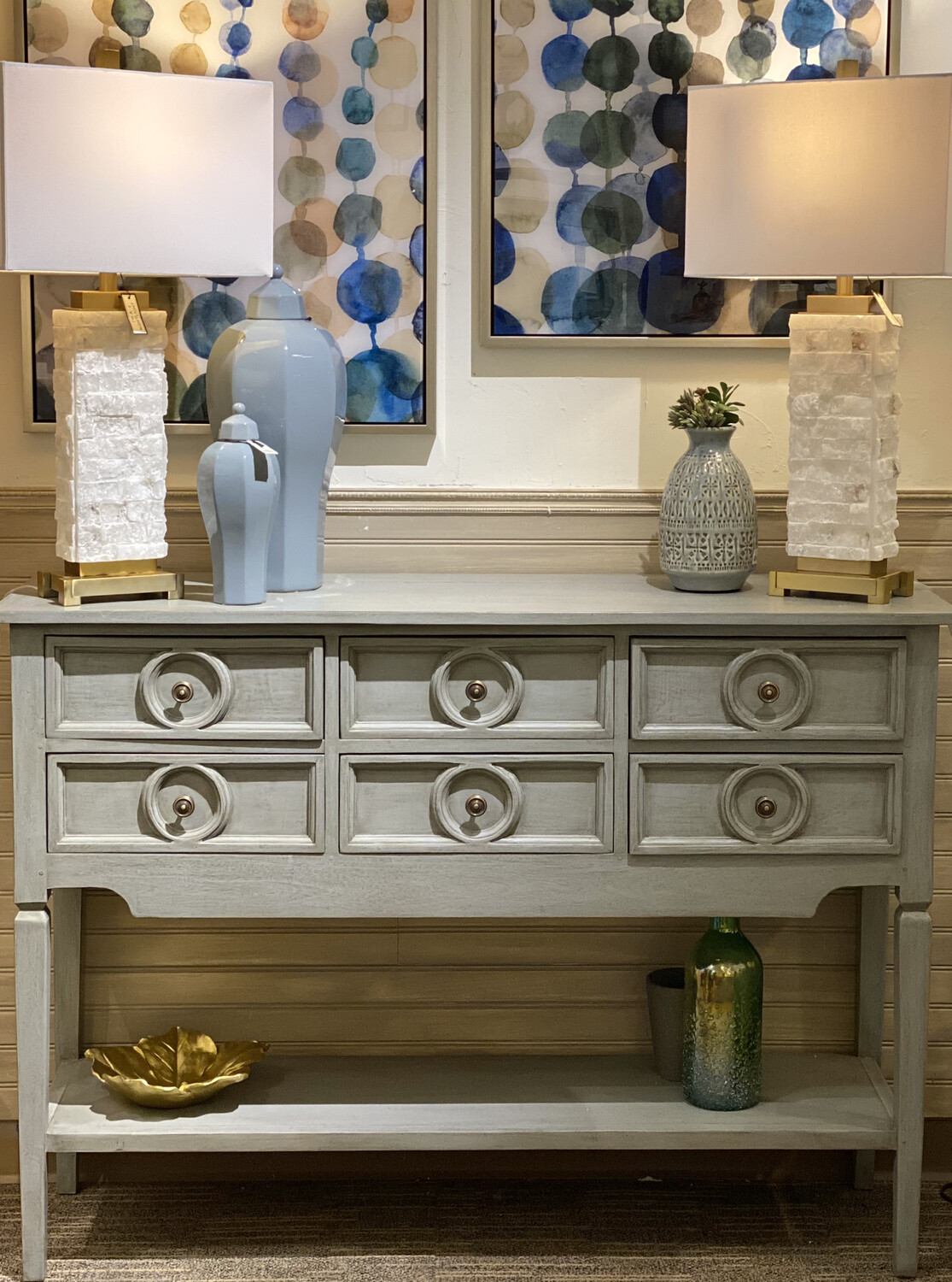 Orleans Console Table - BRA