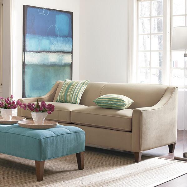 Blake Leather Sofa - NOR