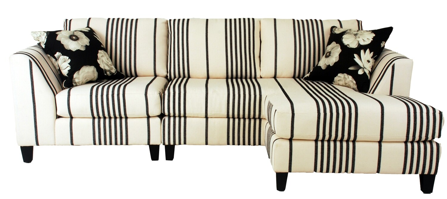 Tribeca Love Seat & Chaise