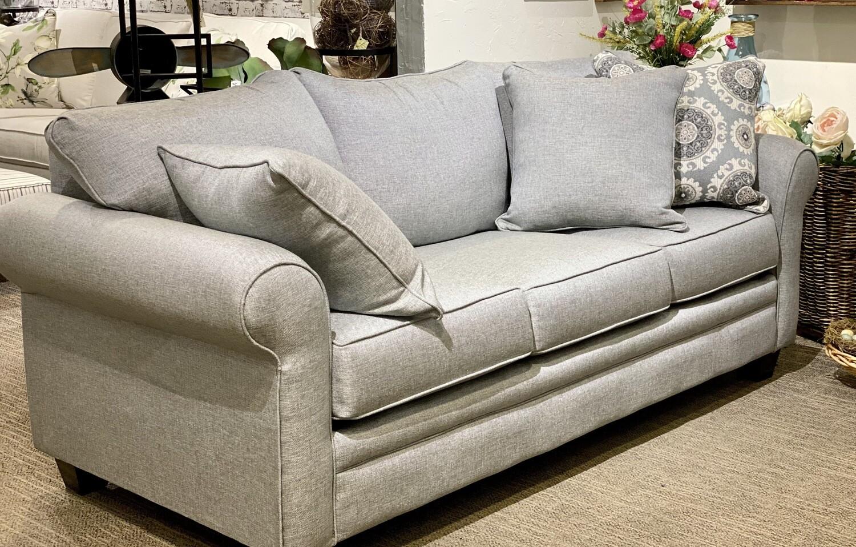 Coronado Blue Sofa - IMF