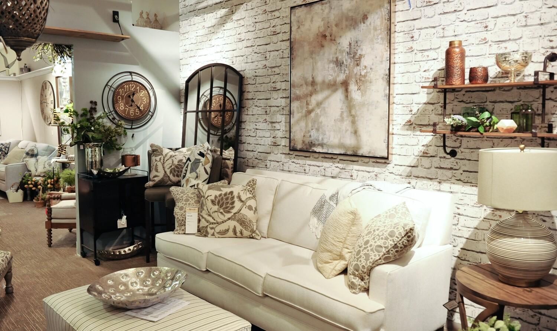 White Kent Sofa - NOR