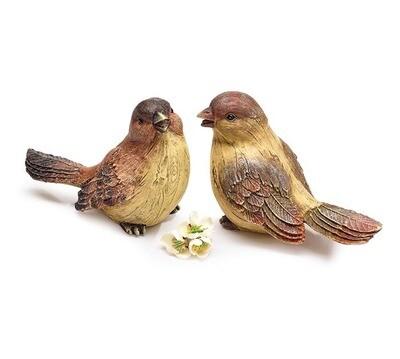 Bird Fall Yellow - 2587 - HEM