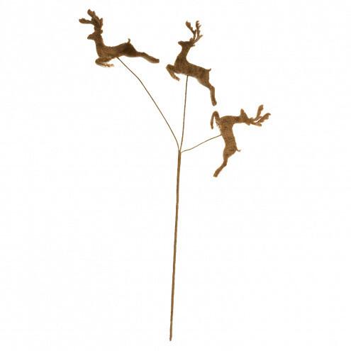 Deer Sprig-1818-HEM