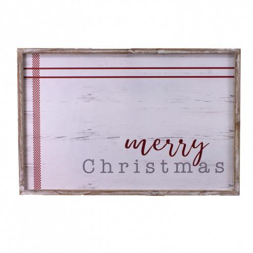 Merry Xmas Sign 8x17 - 1826 - HEM