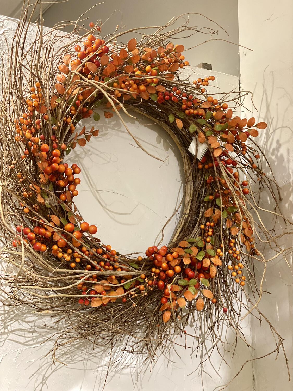 Fall Wreath - HEM