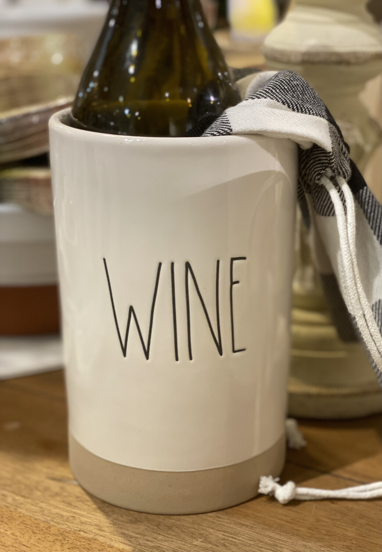 Wine Rae Dunn - AAC