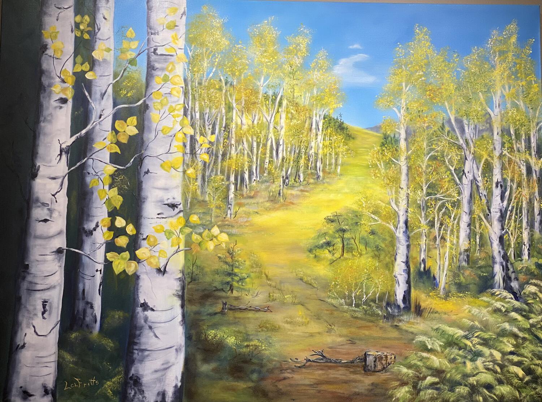 Aspen Golden Wonderland Original  - FRI