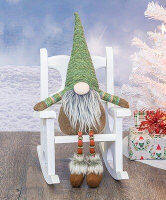 Greenwood Gnome Button Leg - 2168 - HEM