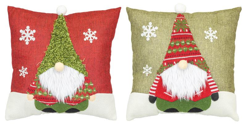 Kringle Gnome Pillow - 2173 - HEM