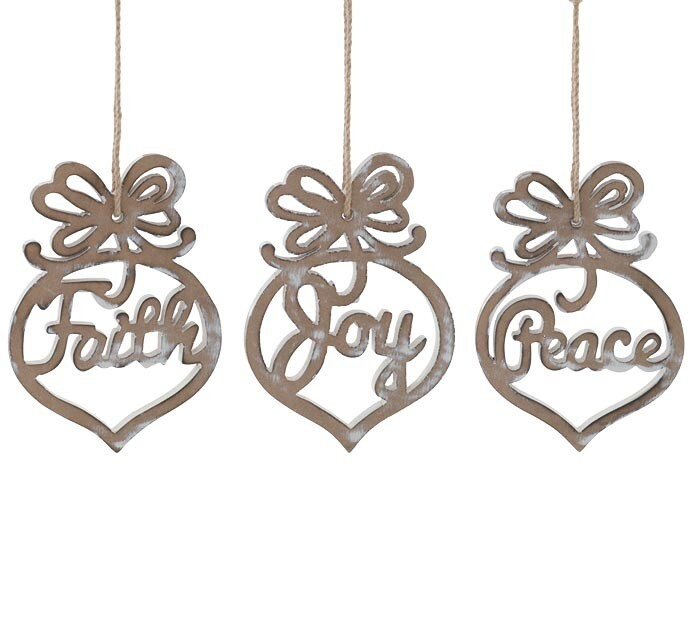 Orn Joy Faith Peace - 2599 - HEM