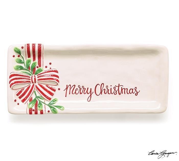 Tray Merry Xmas - 2607 - HEM