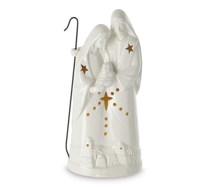 Nativity Light Up Holy Family - 2618 - HEM