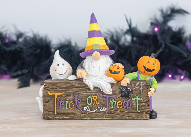 Trick or Treat Ghost - 2186 - HEM