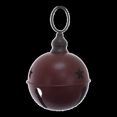 "Burgundy Bell 4.75"" - 1844 - HEM"