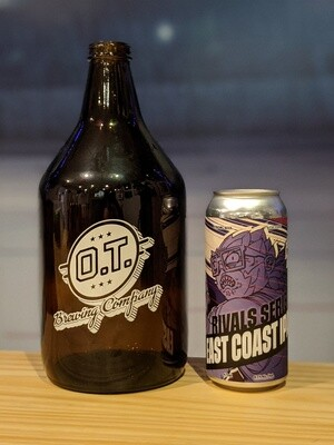 ​Rivals Series East Coast IPA​ 64oz Growler & Fill