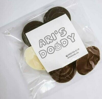 Ari's Doody Gluten Free Chocolates