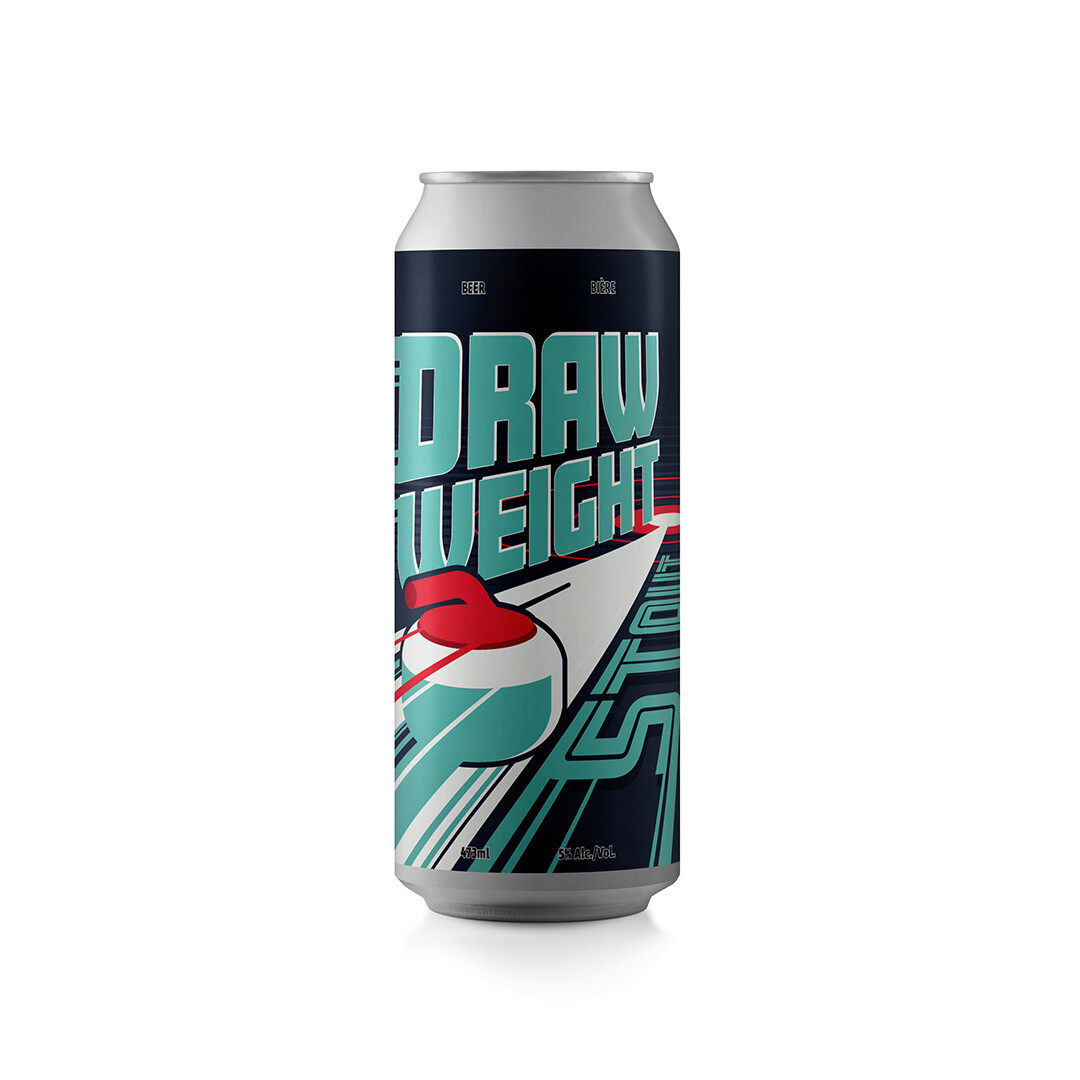 Draw Weight Stout ~ 4 Pack