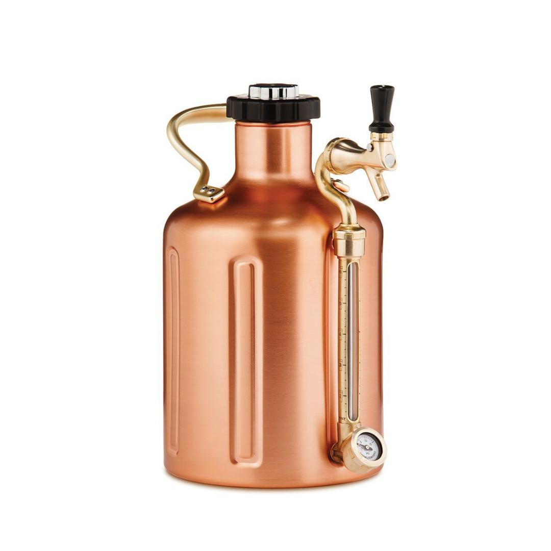 UKeg 128oz Copper Keg