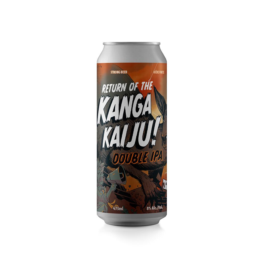 Return of the Kanga Kaiju DIPA ~ 4 Pack