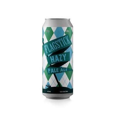 Flagstick Hazy Pale Ale ~ 4 Pack