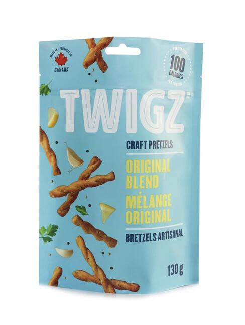 Twigz Perfectly Seasoned Pretzels