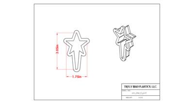 CT Star 5 Point