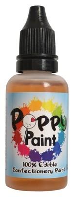 Poppy Paint Super Shine (100% Edible)