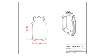 Basketball Jersey 02 (round neck)