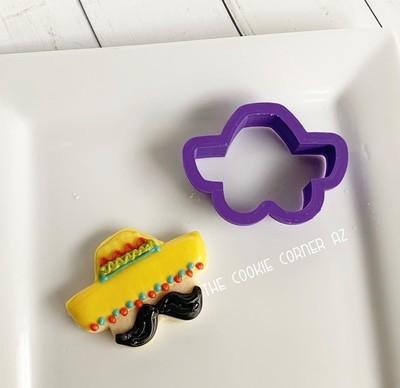 Sombrero Mustache 01
