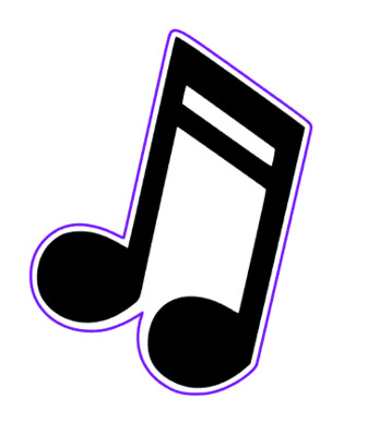 Musical Note 02