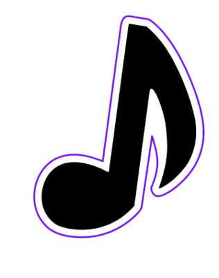 Music Note 02