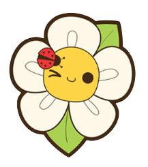 Kawaii Flower 01