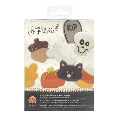 Sweet Sugarbelle Autumn Mini Cutter Set