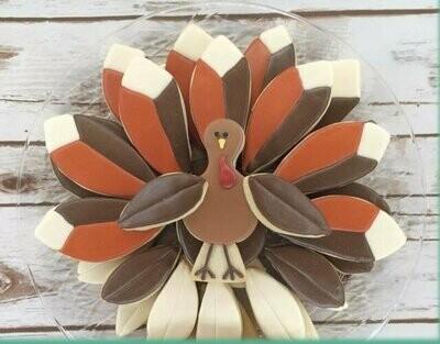 Turkey Platter Set 01