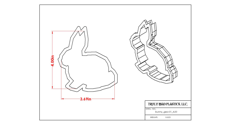 Bunny Geo 01