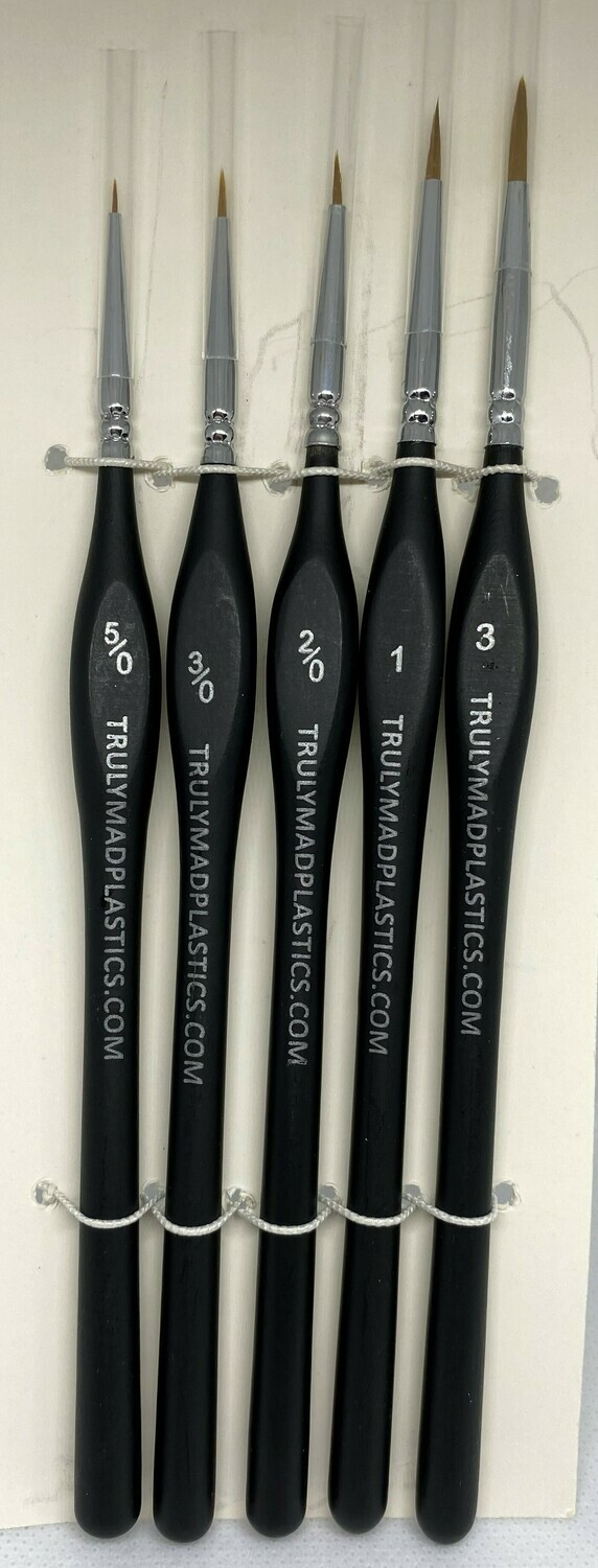 TMP Paint Brushes