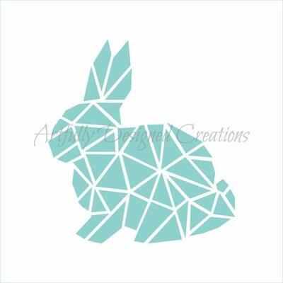 AD Blyss Geometric Bunny